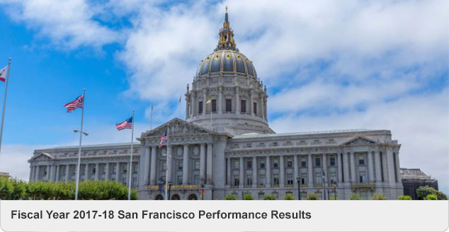 Fiscal Year 2017-18 San Francisco Performance Results