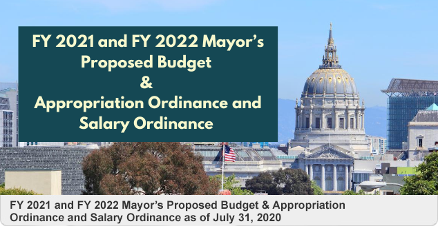 Budget Outlook Update FY 2019—20 through FY 2023—24