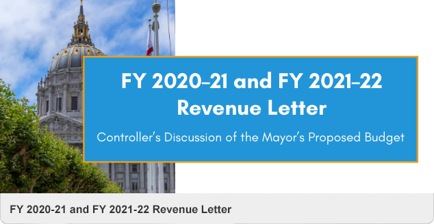FY 2020-21 and FY 2021-22 Revenue Letter